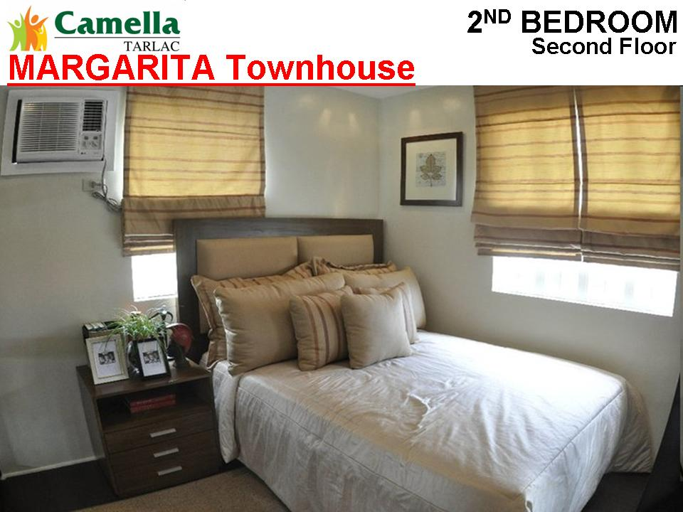 2nd Bedroom At Second Floor Camella Homes Tarlac